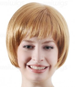 Angie Synthetic Capless Wig