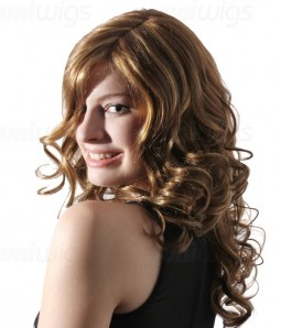 Brittany Synthetic Mono Wig