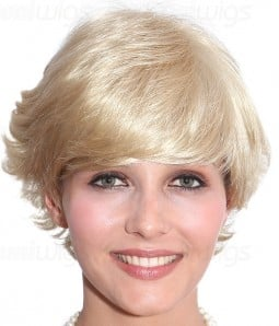 Brenda Synthetic Capless Wig