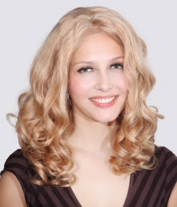 Cinch Remy Human Hair Lace Front/Mono Glueless Cap Lace Wigs