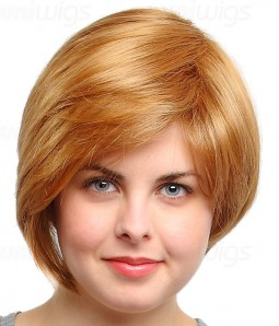 Pearl  Synthetic Capless Wig