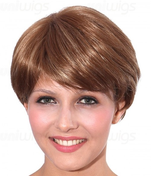 Elyse Synthetic Mono Wig