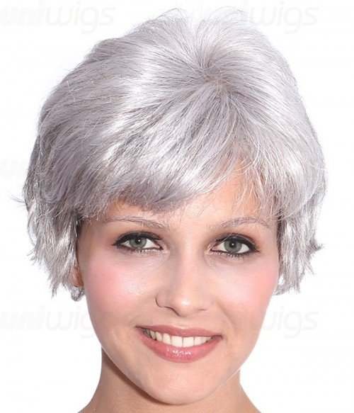 Athena Synthetic Mono Wig
