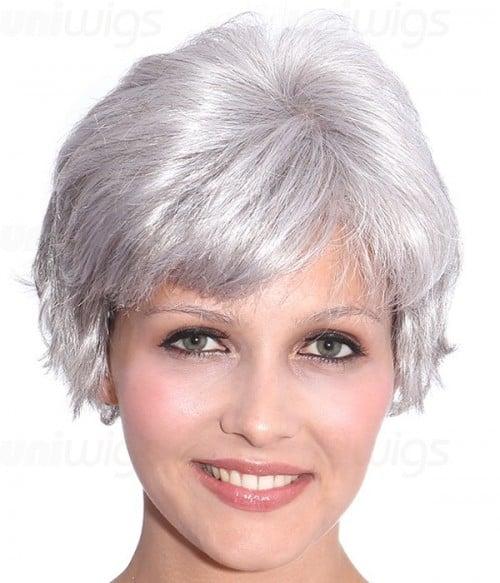 Athena Synthetic Mono Wig