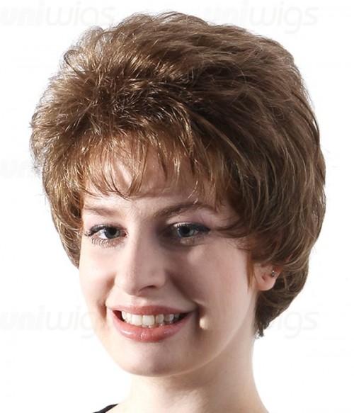 Trisha Synthetic Capless Wig