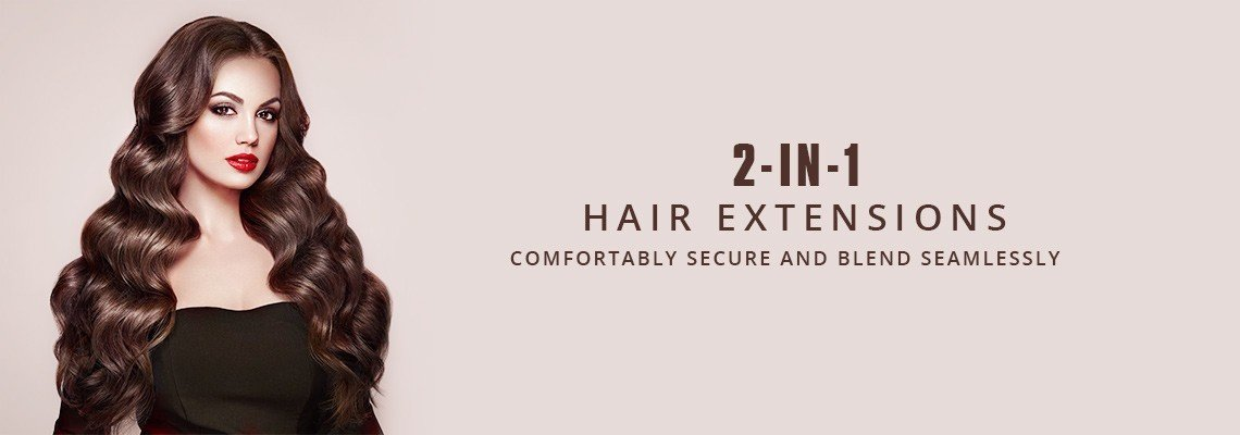 Halo Hair Extensions Flip In Hair Extension For Short Hair