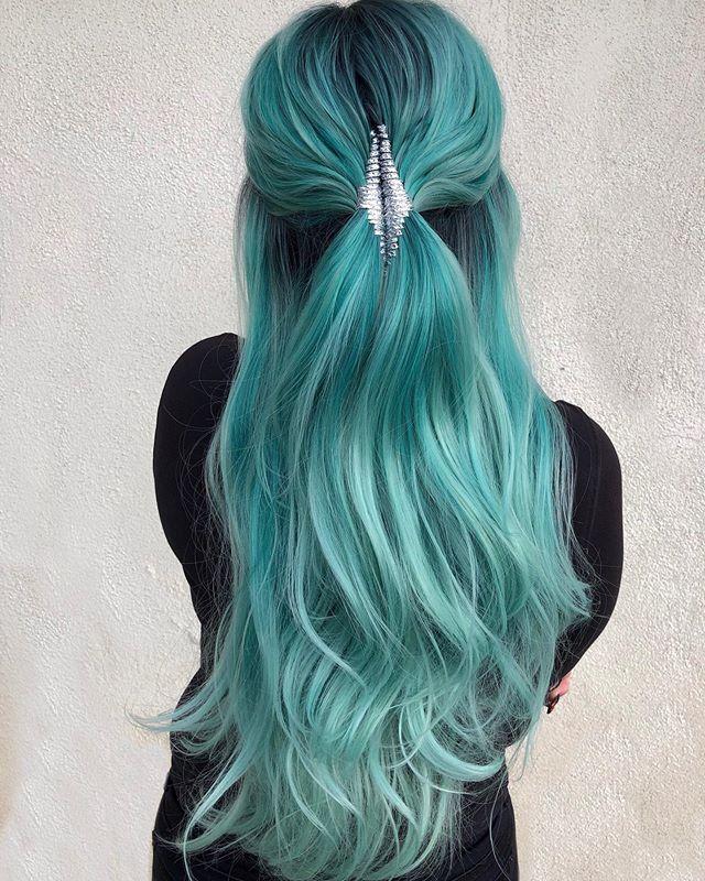 Magical Mermaid Wigs