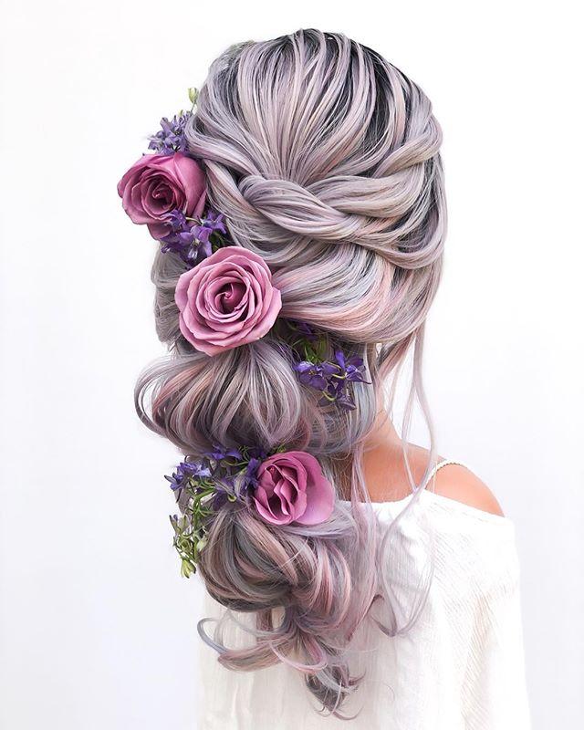 braidal hair