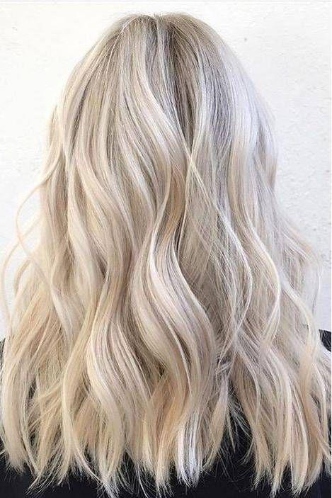 Icey Blonde