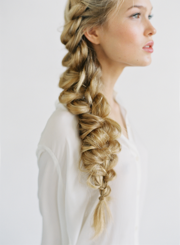 Long side braid