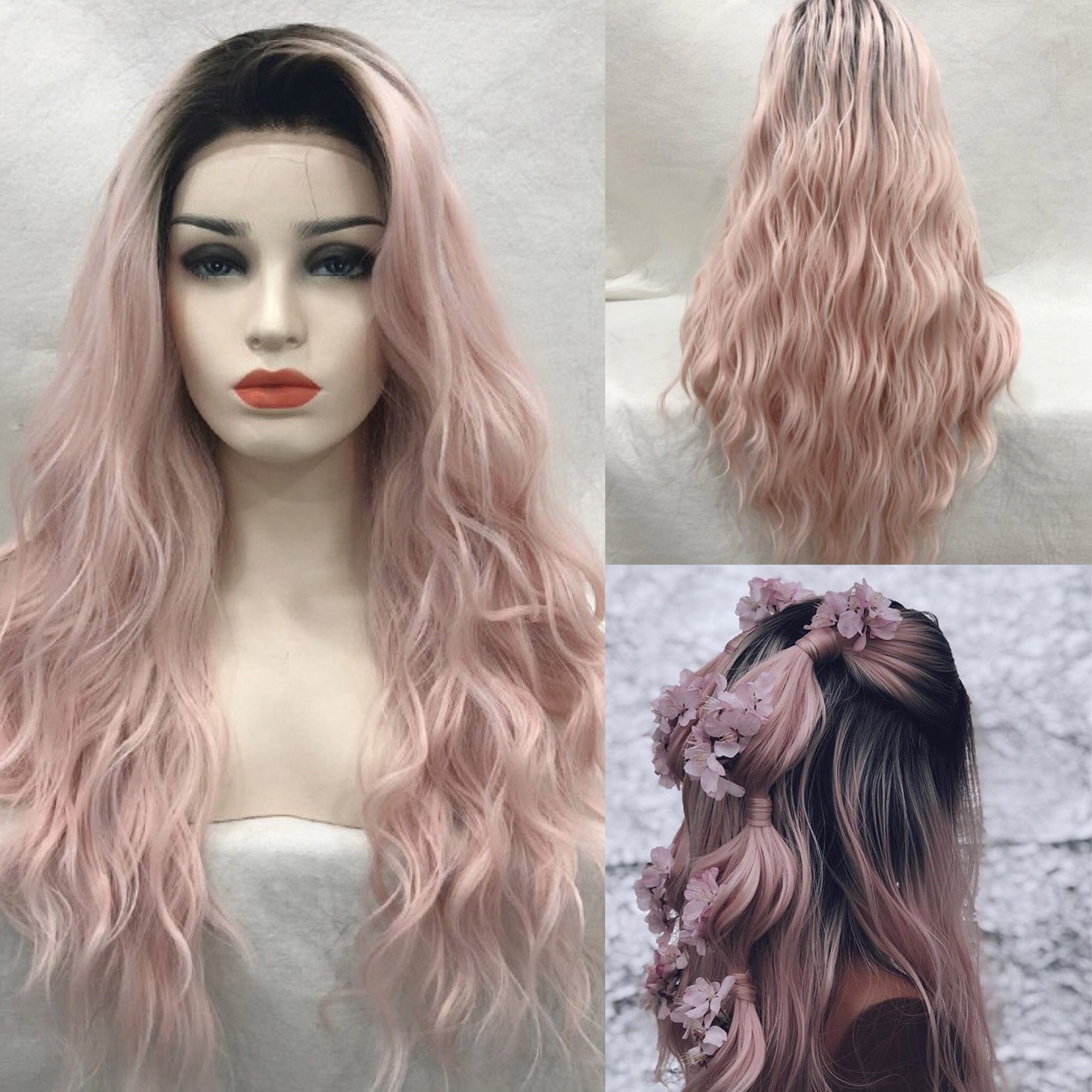 Rose Diva Lace Front Wig