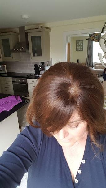 "UniWigs 6""x6"" Bella Full Silk Human Hair Topper"