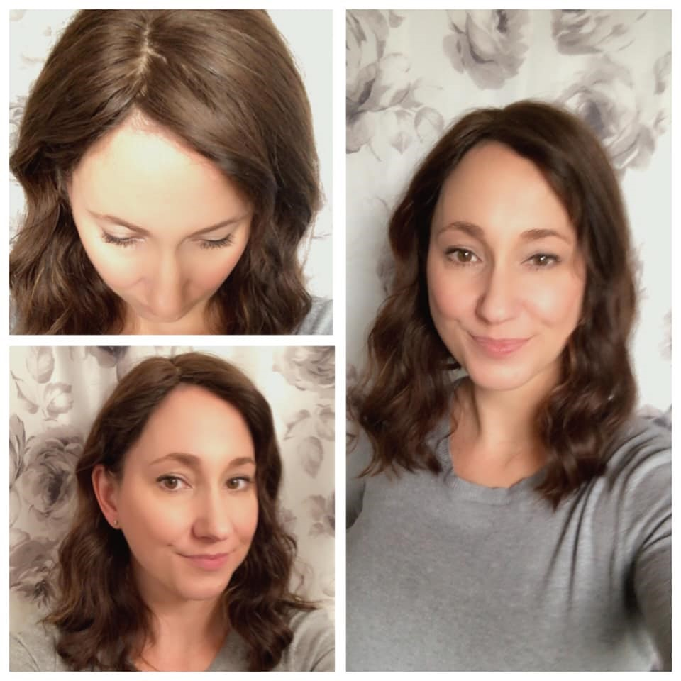hair topper review from Autumn P.