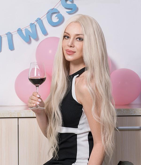Gabrielle - Remy Human Hair Lace Wig