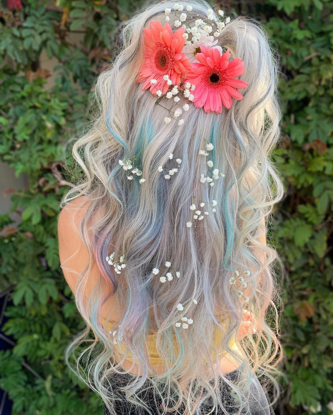 try a new hair color