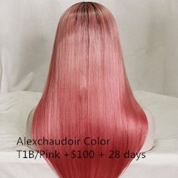 Alexchaudoir Color T1B/Pink +$100 + 28 days