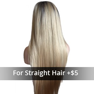 YL-116 Straight (Sugar Cookie Blonde) +$5