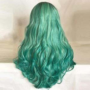 YL163(Ombre Aquamarine Green)