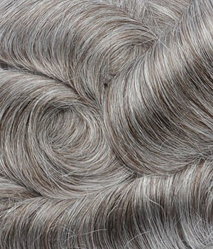 TP-365 warm brown with 65% gray hair
