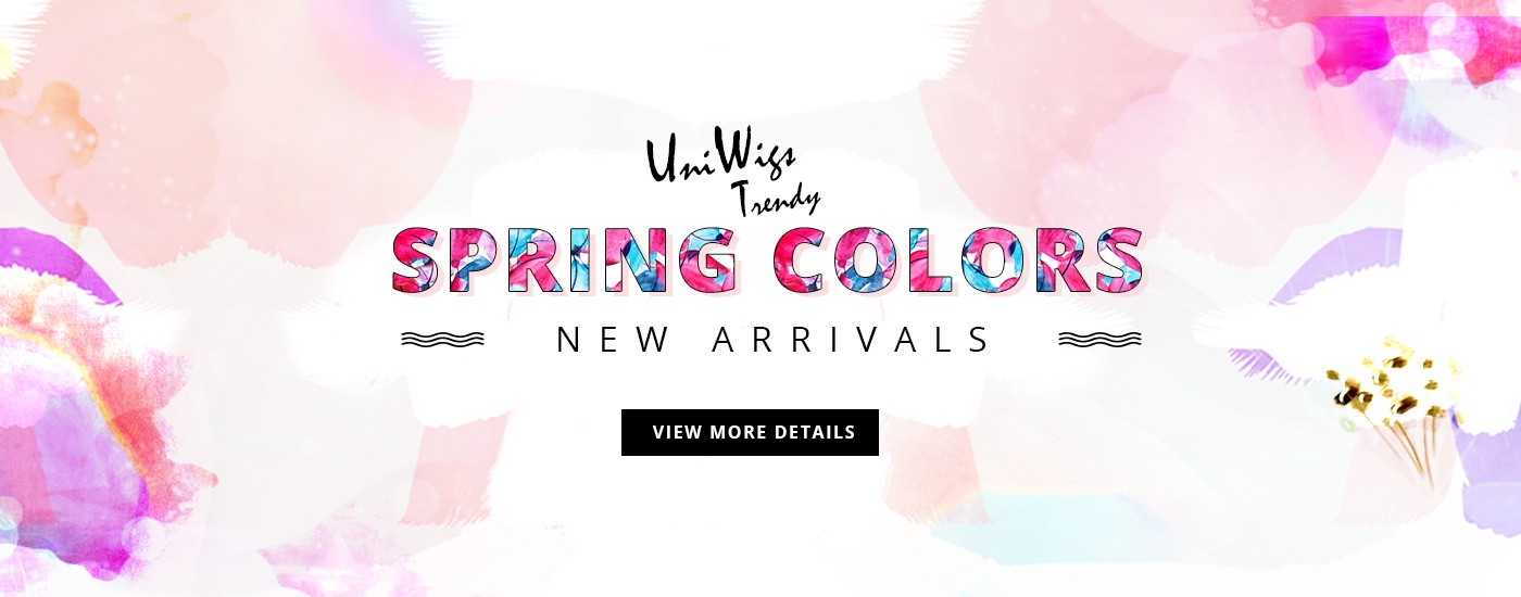 uniwigs trendy 2018 spring new arrival