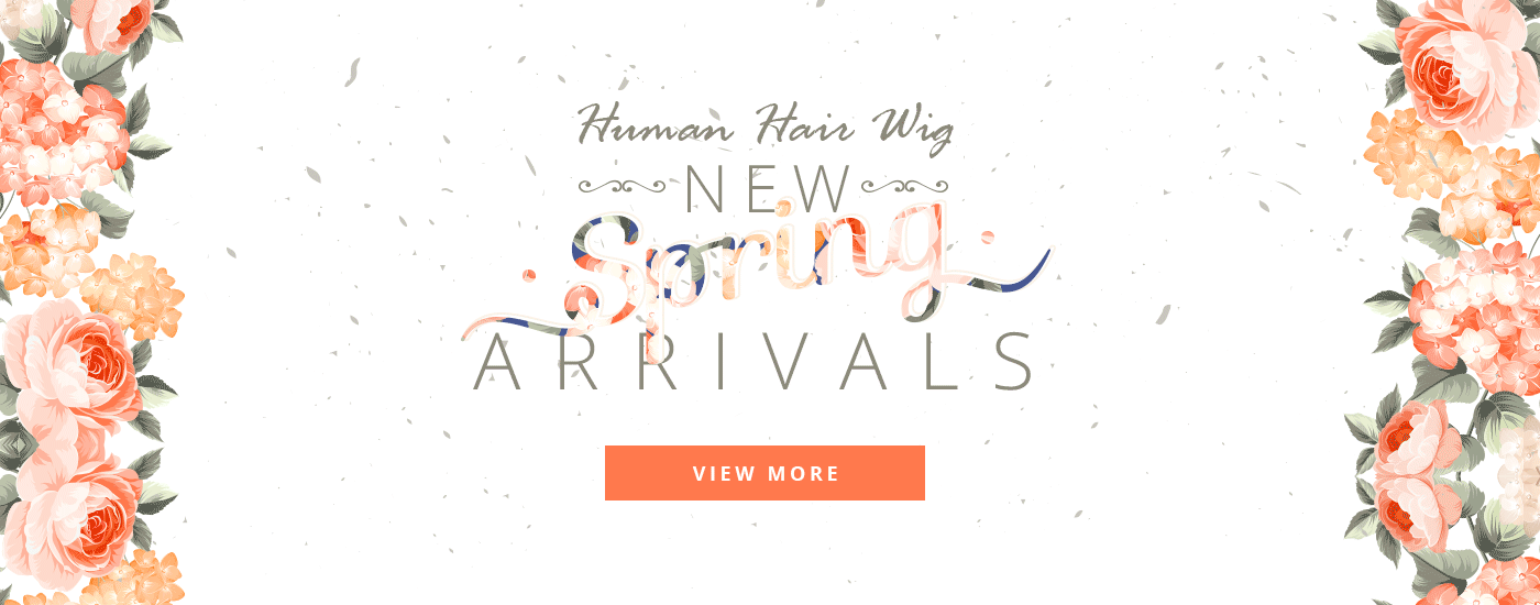 human hair wigs new arrivals