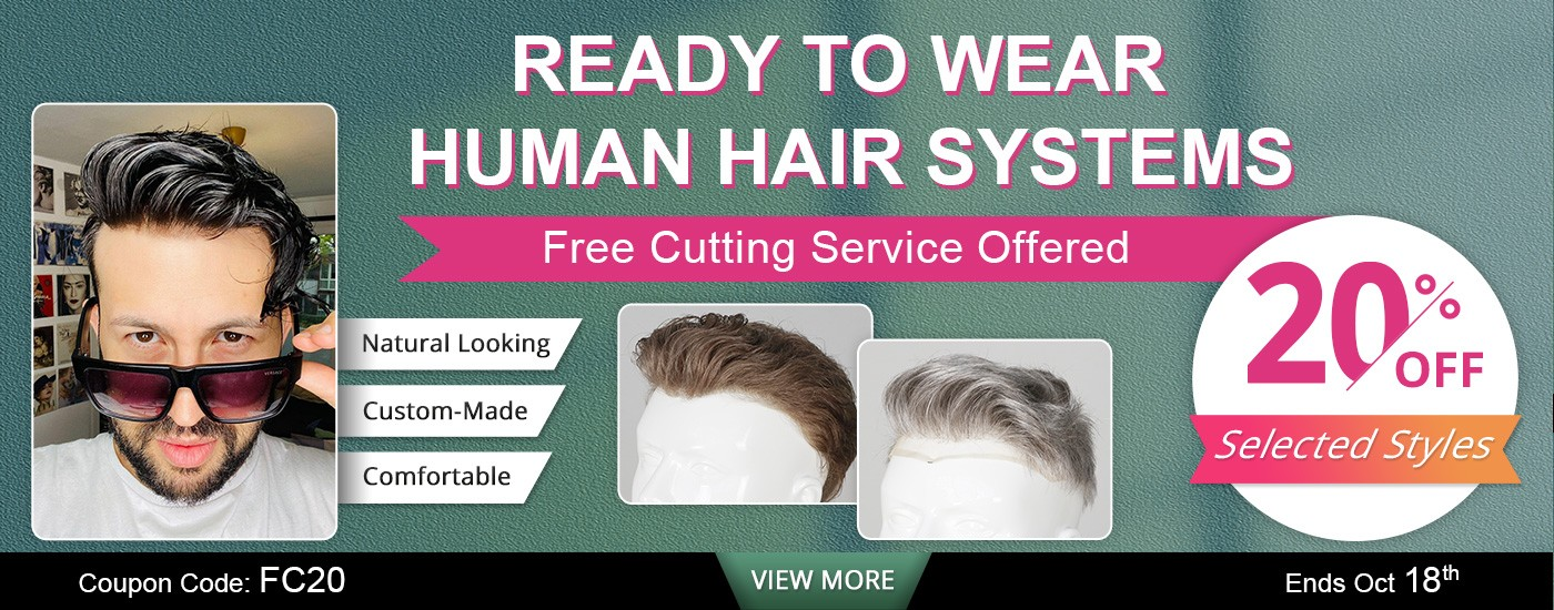 Men's Hair System