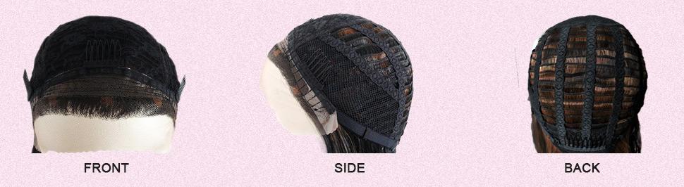 front lace cap