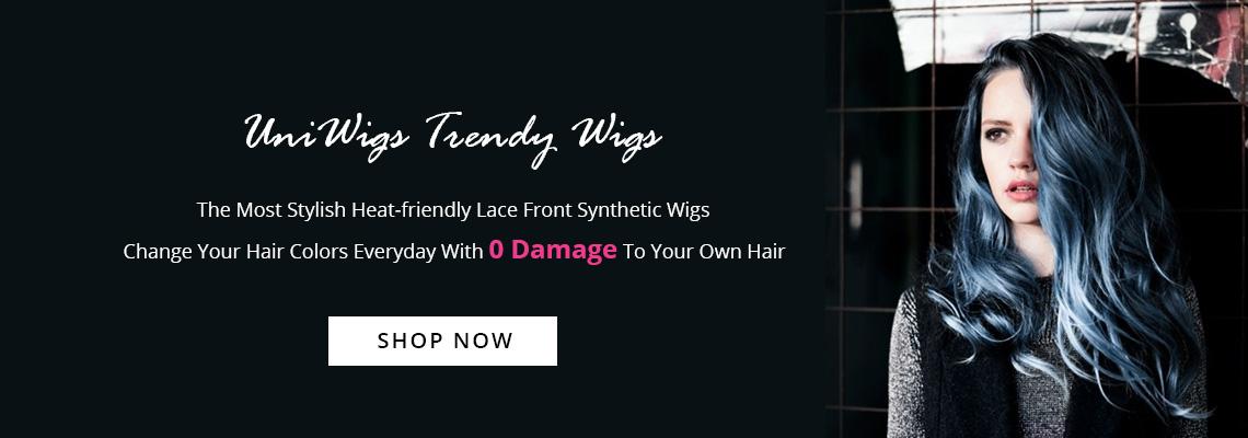 trendy wig