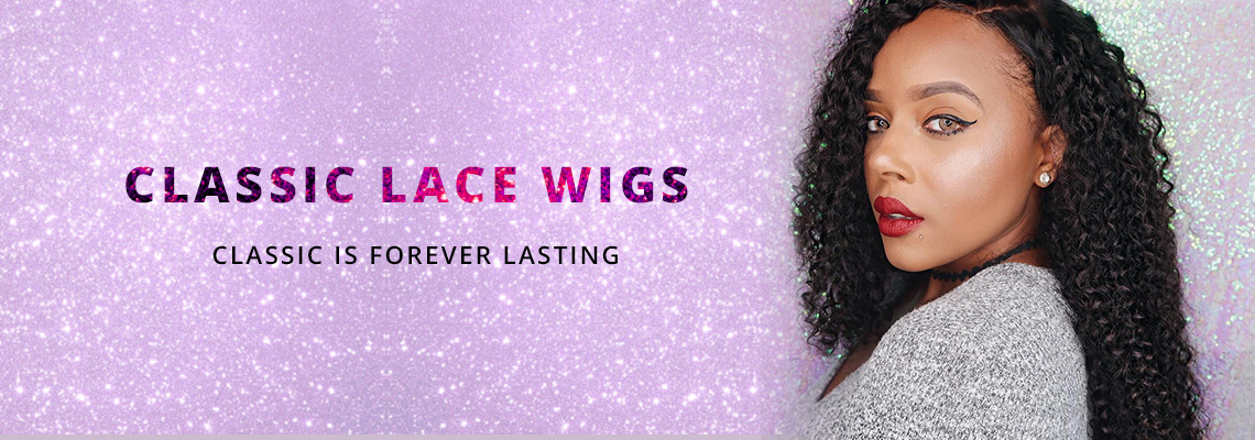 Human Hair Lace Wigs