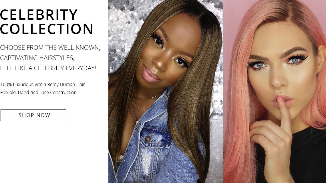 celebrity wigs