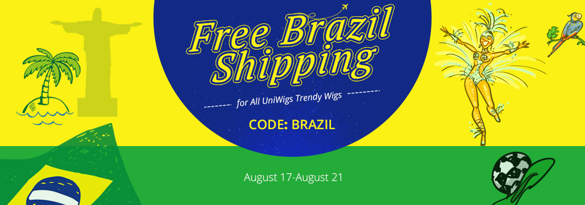 Free Brazil Shipping