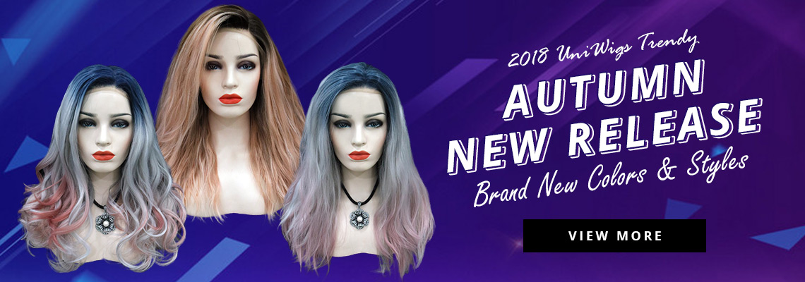 2018 uniwigs trendy autumn exclusive new arrivals