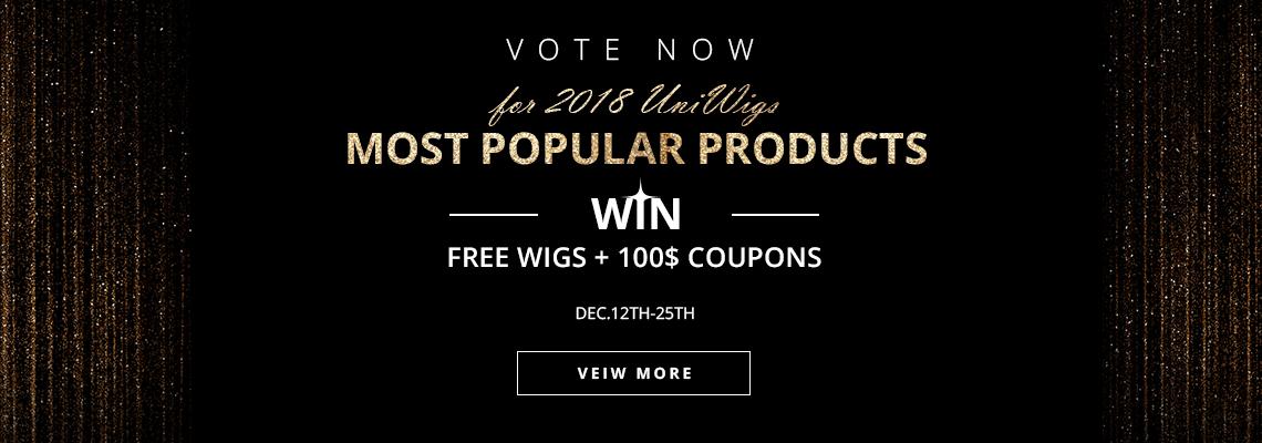 2018 UniWigs Trendy Top Hairstylists Vote