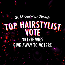 uniwigs trendy social star vote