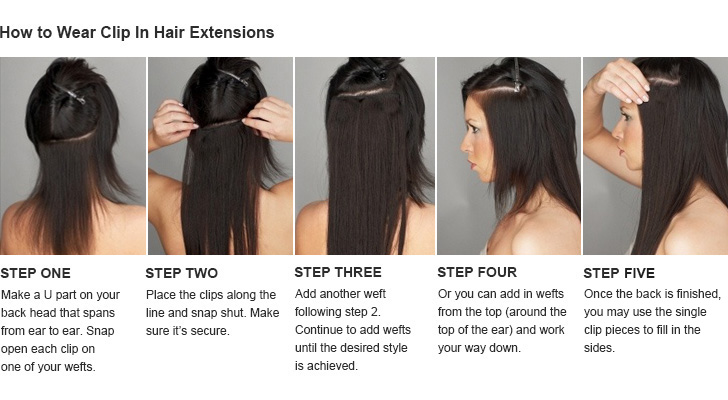 23 How Do I Apply Clip In Hair Extensions