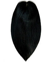 Claire Virgin Remy Human Hair Topper