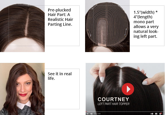 "7""x8"" Courtney 