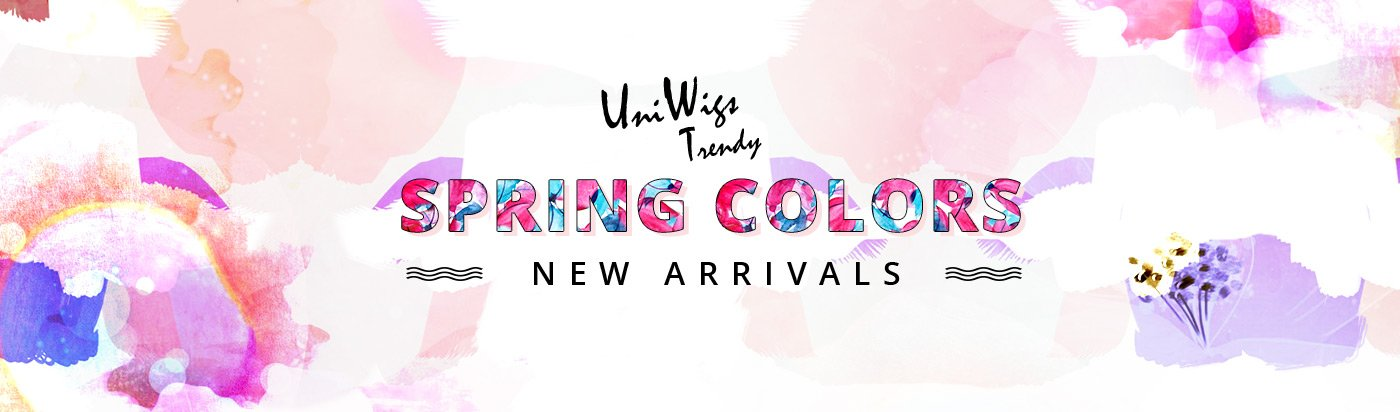 trendy wigs new arrival