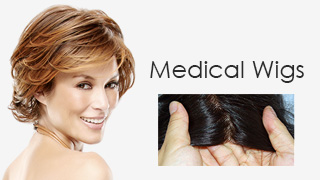 Medical Wigs for Hair Loss